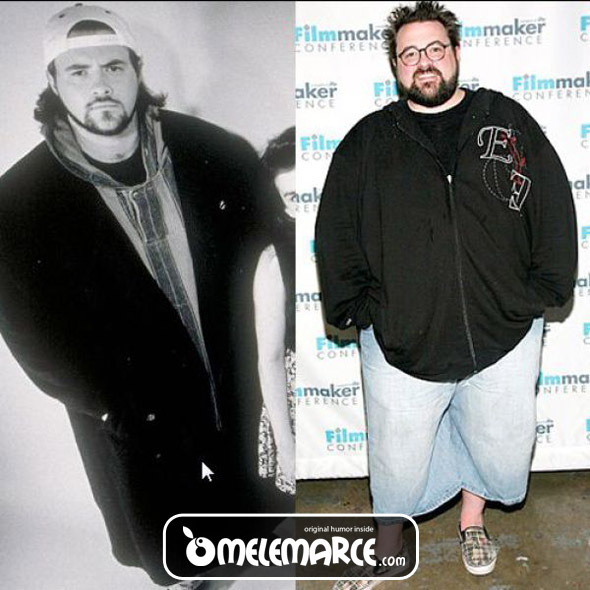 kevin smith ingrassato